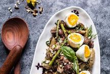 Perfect Potato Salads / by Famous Idaho Potatoes