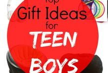 Gift Ideas for boys / Gift ideas to or from your boys.