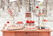 Snow White / Birthday Party Ideas & Inspiration using the fairy tale Snow White / by Lilly Bimble