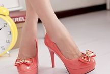 Shoes With Bows / by Lovely Fashion