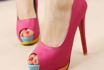 High Heel Pumps / by Lovely Fashion