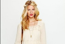 Style   Bohemian / by Butterscotch Blankees .