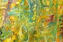 Pop & Other Culture - Art / Beautiful to look at ... / by Cathy Prothro