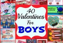 Valentine's Day Ideas For Boys / Looking for awesome ideas for this Valentine's Day? These Ideas for Boys will be the key!