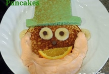 St Patricks Day Fun / Food and craft ideas for St Patrick's Day.  Don't forget your green!