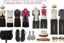 ♥ One-Bag Travel / by Jennifer Pike