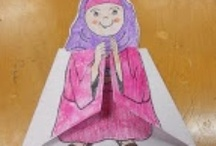 Bible: Hannah / prayer / by Linda Zaveson