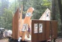 Tiny Building :) / How to construct tiny homes, of various kinds. :)