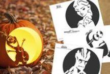 Free Pumpkin Stencils / by StencilSearch