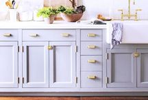 Kitchen Living / Kitchen ideas. Some realistic others not so much.  / by Hannah Lamprecht