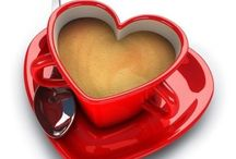 Coffee, Tea, & Cocoa Love / by Brenda Poe