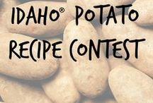 Idaho® Potato Contests!! / by Famous Idaho Potatoes