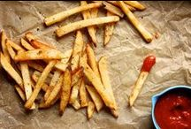 Fries and Chips / by Famous Idaho Potatoes