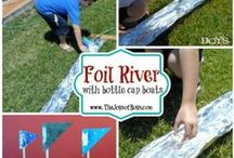 Summer Fun for Kids / Summer activities, crafts, and boredom busters for kids.