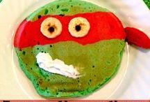 Teenage Mutant Ninja Turtles / Teenage Mutant Ninja Turtles Crafts, Fun Food, Party Ideas and more