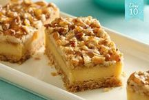 recipes to try--dessert / by Ann Cox