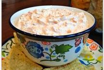 recipes to try--dips & snacks / by Ann Cox