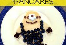 Fun Food Ideas for Kids / Food should be fun! These fun food ideas for kids are just that!