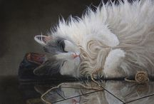 Art - Animals / by Brenda Poe