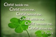 St. Patrick's Day / Resources to explore who this man was and why a day was dedicated to him.