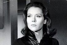 Mrs Peel / This board is dedicated to the awesomeness that is Emma Peel (a.k.a. Diana Rigg). :)