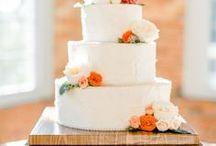 Wedding Cakes and Sweets / All photos copyright Caroline Lima Photography. http://www.carolinelima.com/