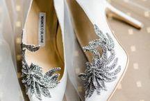 wedding shoes / All photos copyright Caroline Lima Photography. http://www.carolinelima.com/