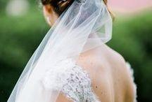 Wedding Dresses and Veils / All photos copyright Caroline Lima Photography. http://www.carolinelima.com/