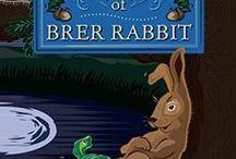 Ten Tales of Brer Rabbit - story board / Ideas and inspiration for my Ten Tales of Brer Rabbit stories - Lynne Garner