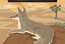 Ten Tales of Coyote - story board / Ideas and inspiration for my short story collection (Ten Tales of Coyote) - Lynne Garner