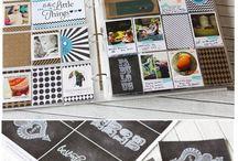 Scrapbooking - Digital and Project Life / by Karissa Liloc