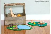 Creative Play / Fun activities for children of all ages!