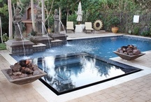 Dream Home Pool & Backyard / by Sofy Cohen de Nacach
