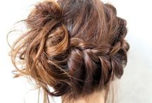 Fun Hair Ideas / by Heather Henderson