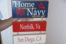 Military Inspired Products That We Love / We love products that honor our military members and their families.