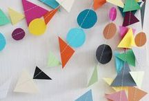 Birthday Party Themes & Ideas / A wide variety of themes and DIY projects for birthday parties for kids!