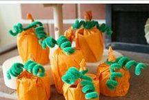 Halloween for Kids / Halloween crafts and activities for kids