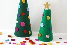 Christmas & Hanukkah for Kids & Family / All kinds of Christmas & Hanukkah inspiration, including kids crafts and activities! / by Buggy and Buddy