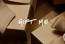 GIFT ME / Chic gift picks and inspiration for every occasion.  / by Michael Kors