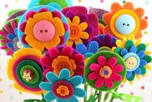 Mother's Day Ideas / Find all kinds of inspiration for Mother's Day- including crafts, homemade gifts, and cards!
