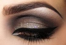 Eye Shadow Art & make-Up / My favorite makeup art... / by Lisa Delgadillo-Munford