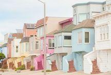 Pastels / pastel pastels zachte poedertinten