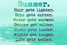 Summertime / Zomer-summer-beach-warm
