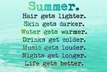 Summertime / Zomer-summer-beach-warm