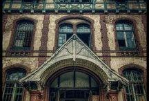 Beautiful Abandoned Places / by Maxine Kunasek