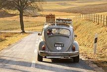Roadtrip / Old cars Vintage cars Klassiekers Auto's Oldtimer  Picknick