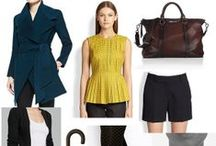 Outfit inspirations / Looks I like, color combinations, etc