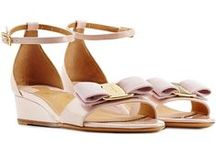 Shoes / Mainly affordable ones. Sometimes gorgeous designer pairs that cost an arm and a leg.