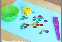 Math Games for Kids / Looking for a fun way to help children practice math skills? Here's all kinds of cool math games for kids!