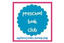Preschool Book Club / Exploring popular children's books through hands-on play! All kinds of activities for toddlers, preschoolers, kindergarteners, and on up related to popular picture books!